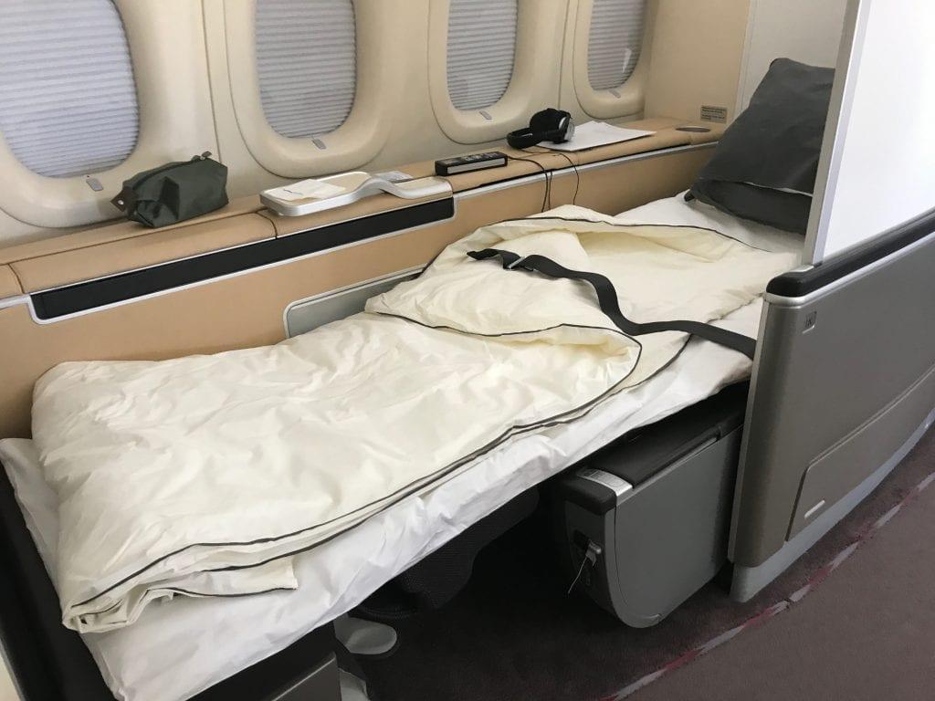 Lufthansas First Class