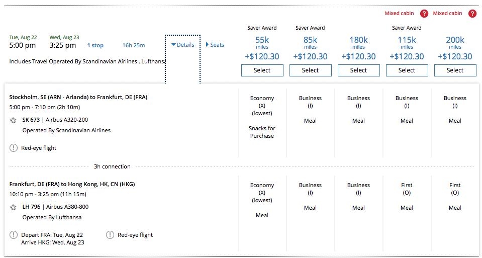 Del 3 i hur man bokar bonusresa