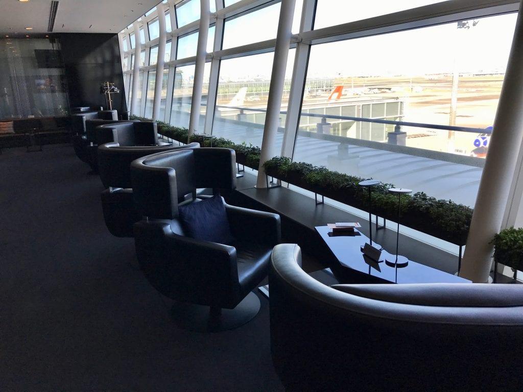 ANA Suite Lounge, Haneda