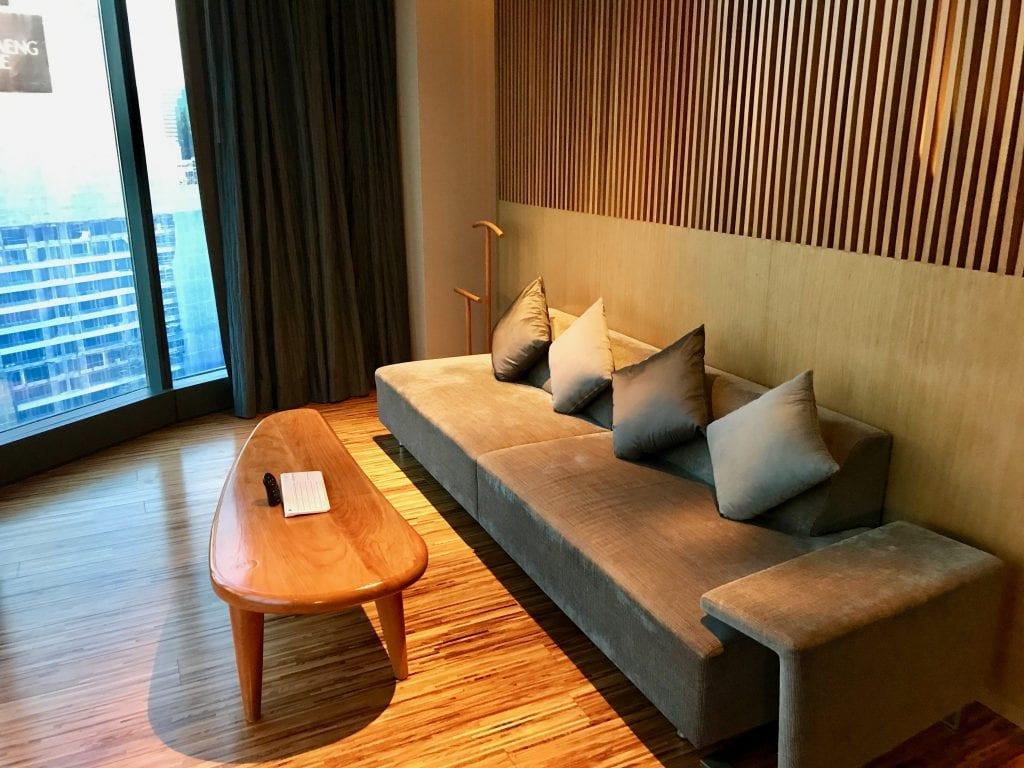Vardagsrum, So Sofitel Bangkok