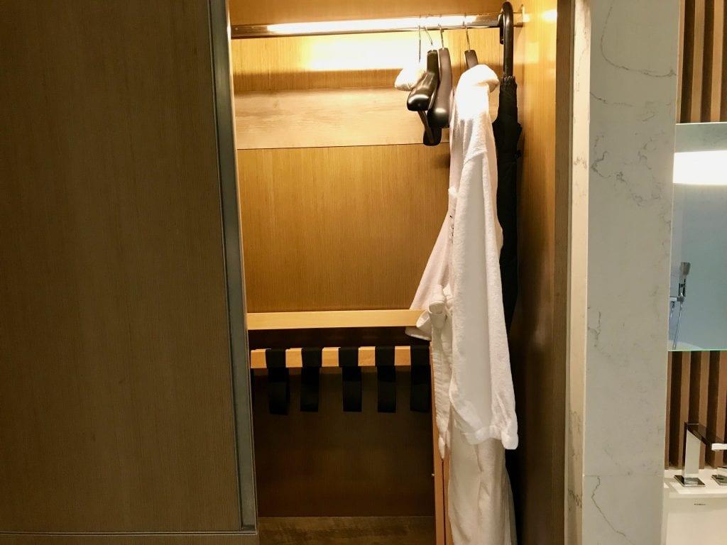 Garderob, So Sofitel Bangkok