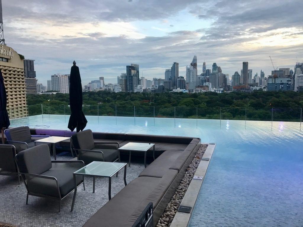 Pool, So Sofitel Bangkok