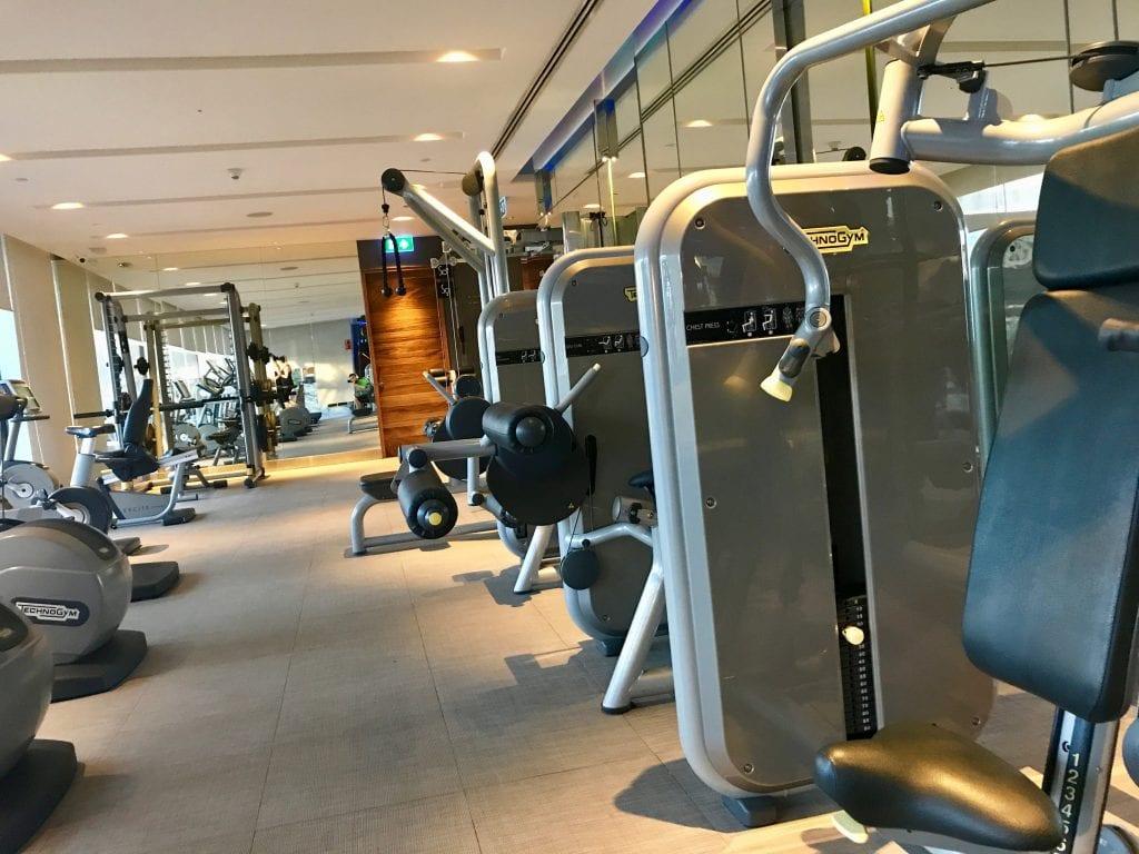 Gym, So Sofitel Bangkok