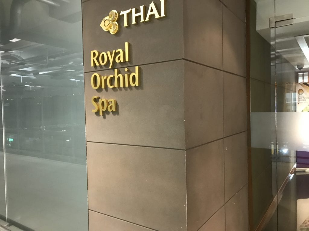 Royal Orchid Spa, Bangkok flygplats