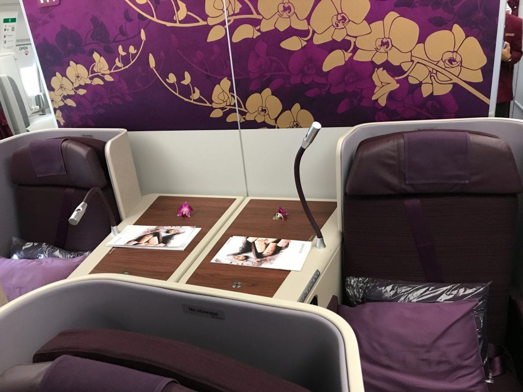 Thai Business Class