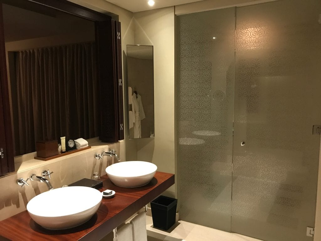 Handfat, Park Hyatt Dubai