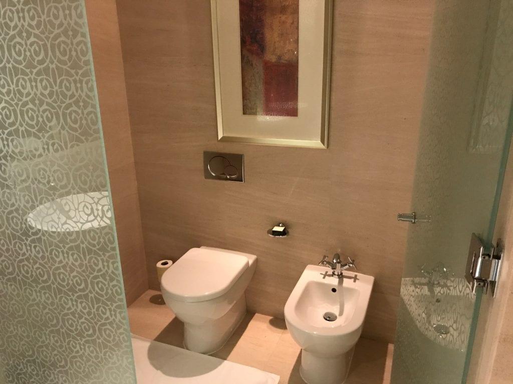 Toalett, Park Hyatt Dubai