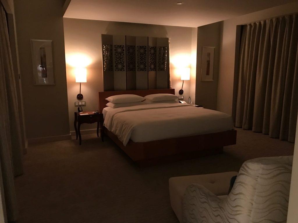 Sängen, Park Hyatt Dubai