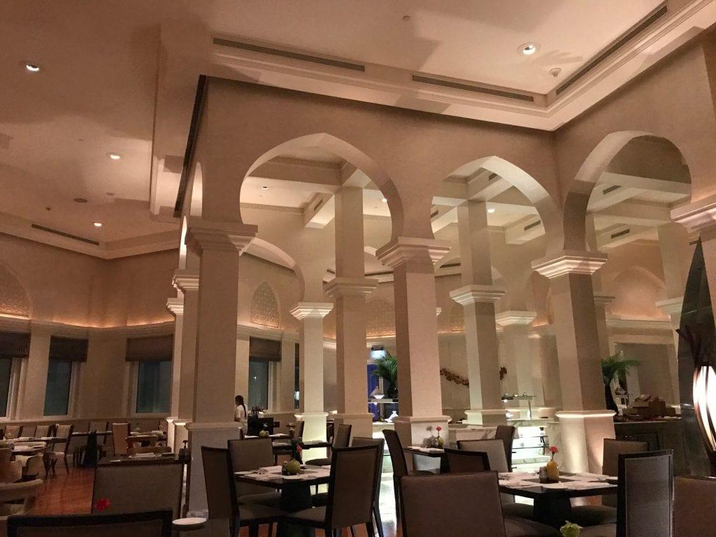 Cafe Arabesque, Park Hyatt Dubai