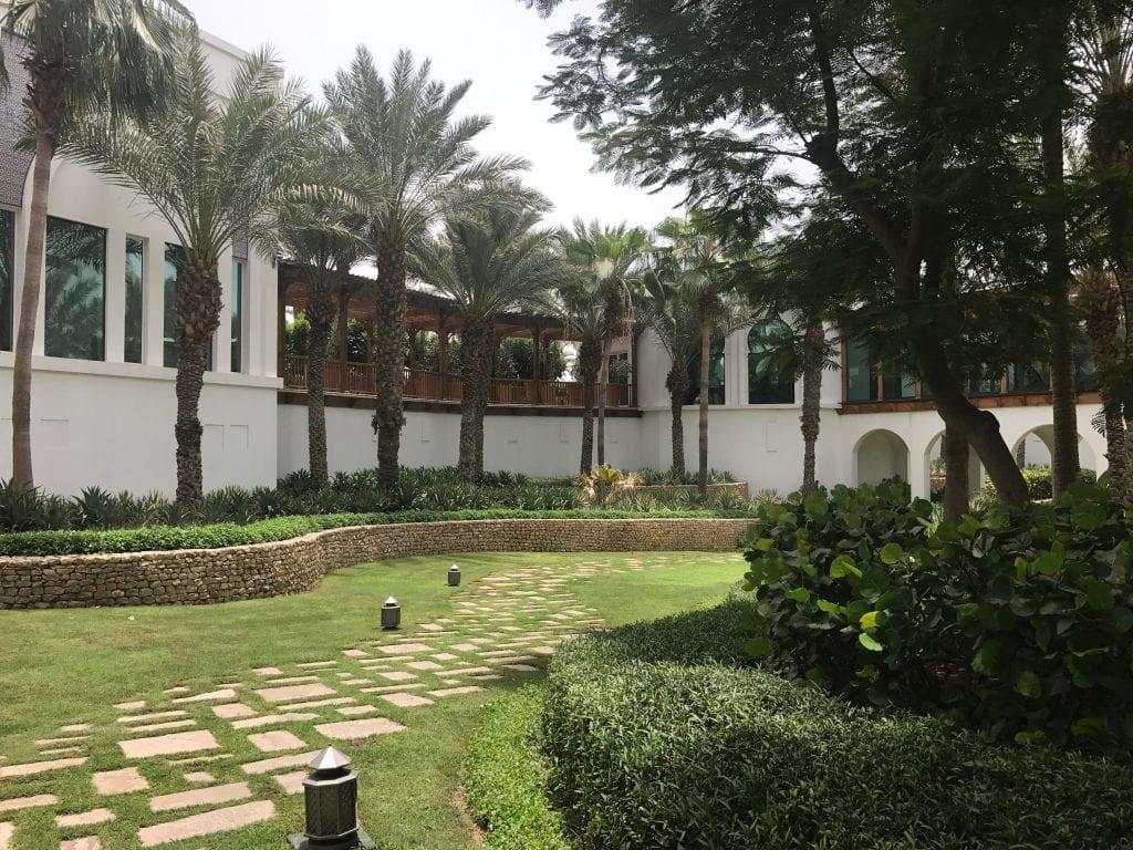 Hotellets omgivning, Park Hyatt Dubai