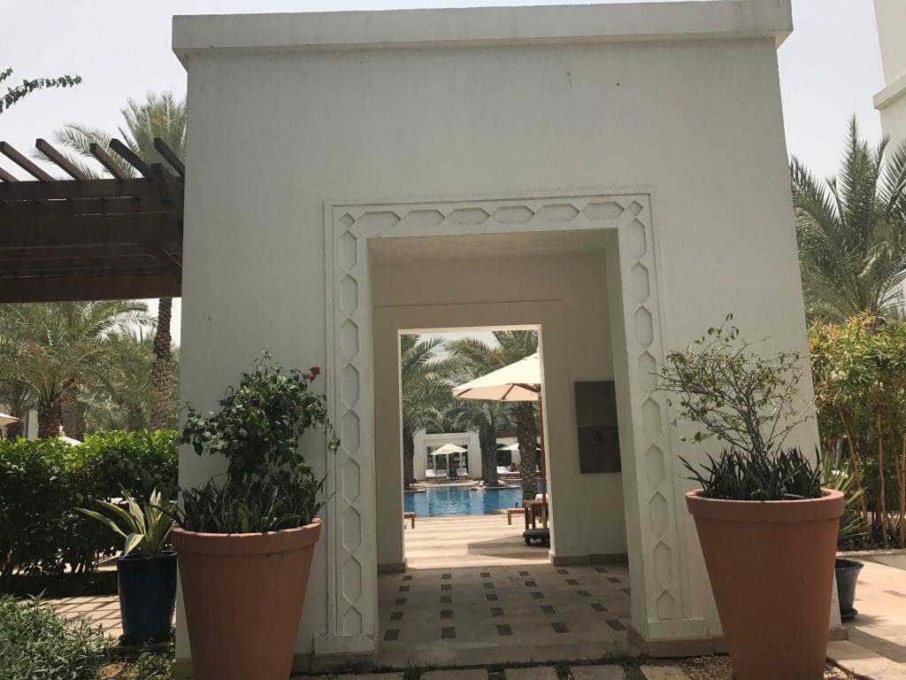 Poolområdet, Park Hyatt Dubai