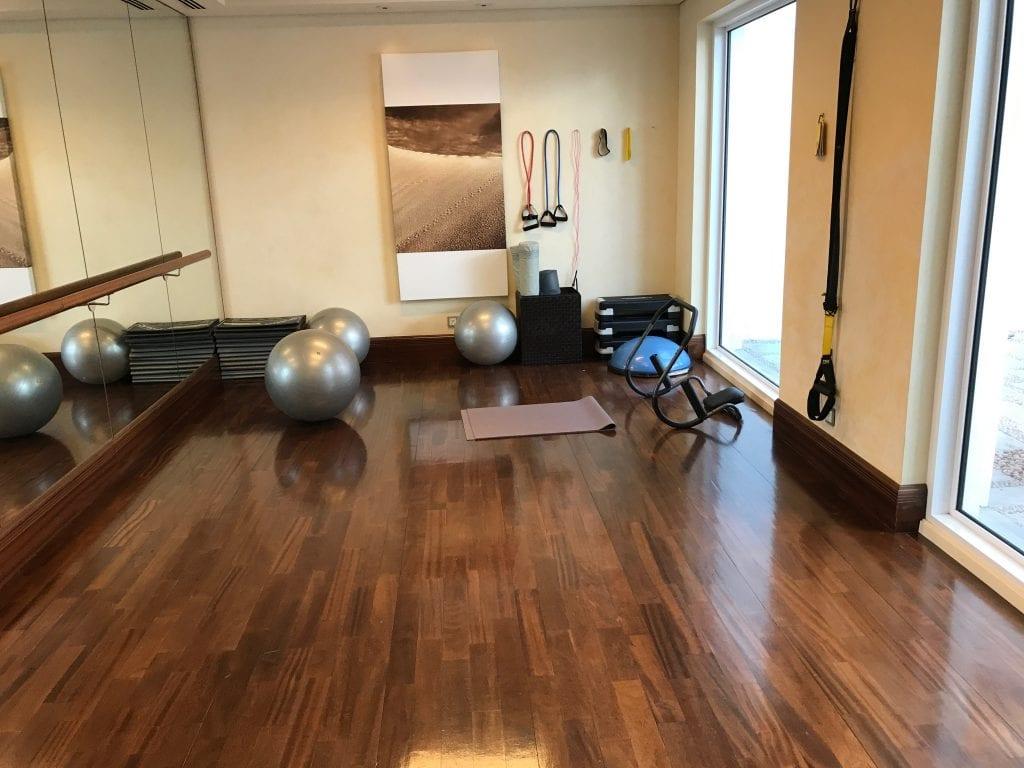 Gym, Park Hyatt Dubai