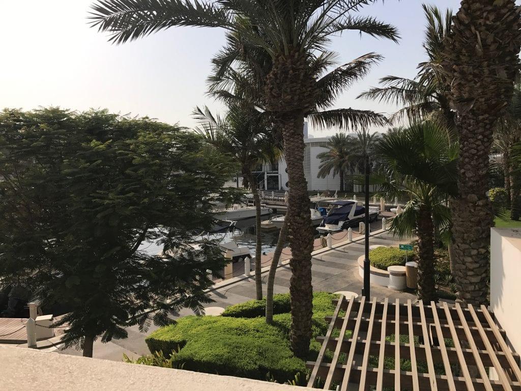 Utsikt, Park Hyatt Dubai