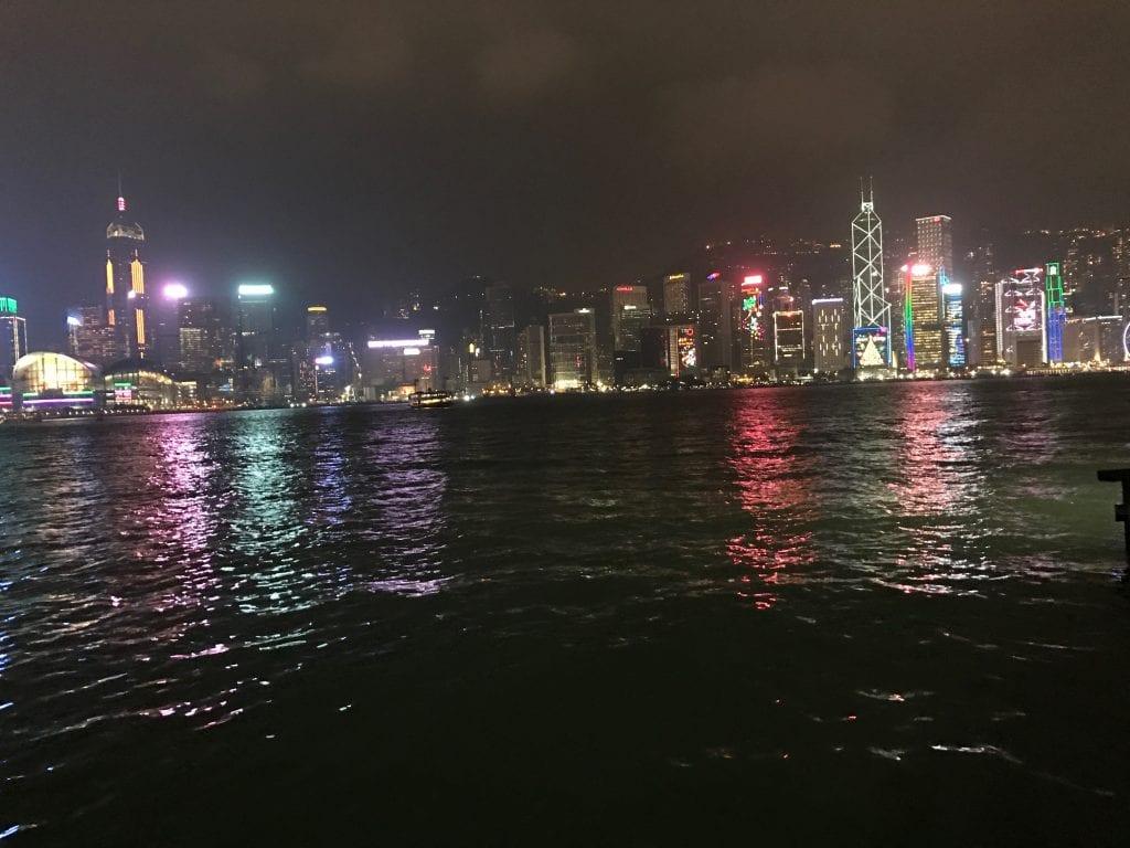 Vackra Hong Kong