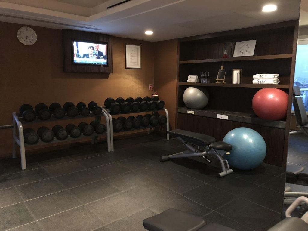 Gym, Sofitel Bangkok Sukhumvit