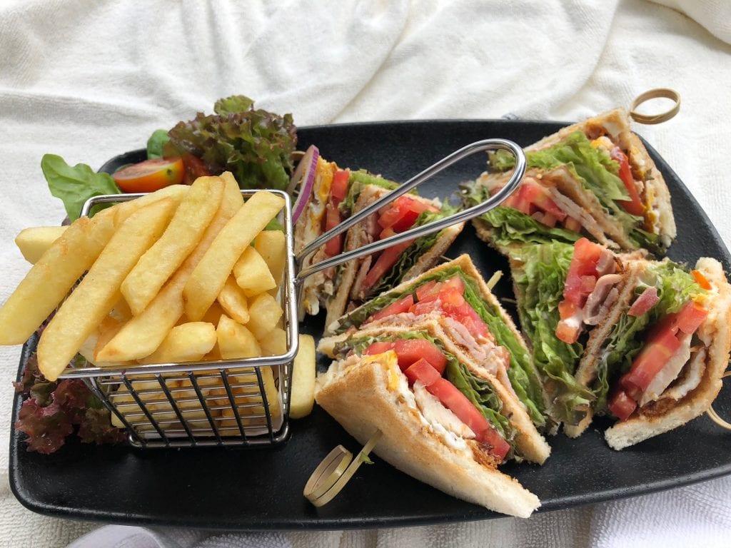Club Sandwich, Sofitel Bangkok Sukhumvit