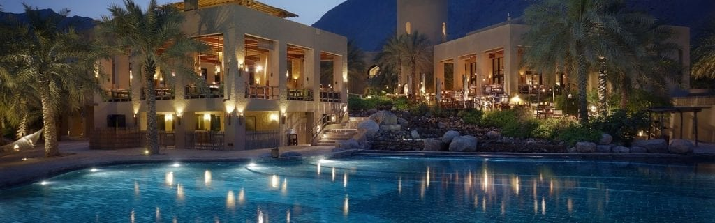 Six Senses, Oman