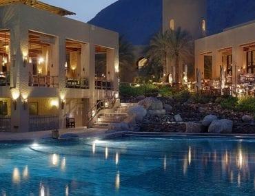 Six Senses, Oman