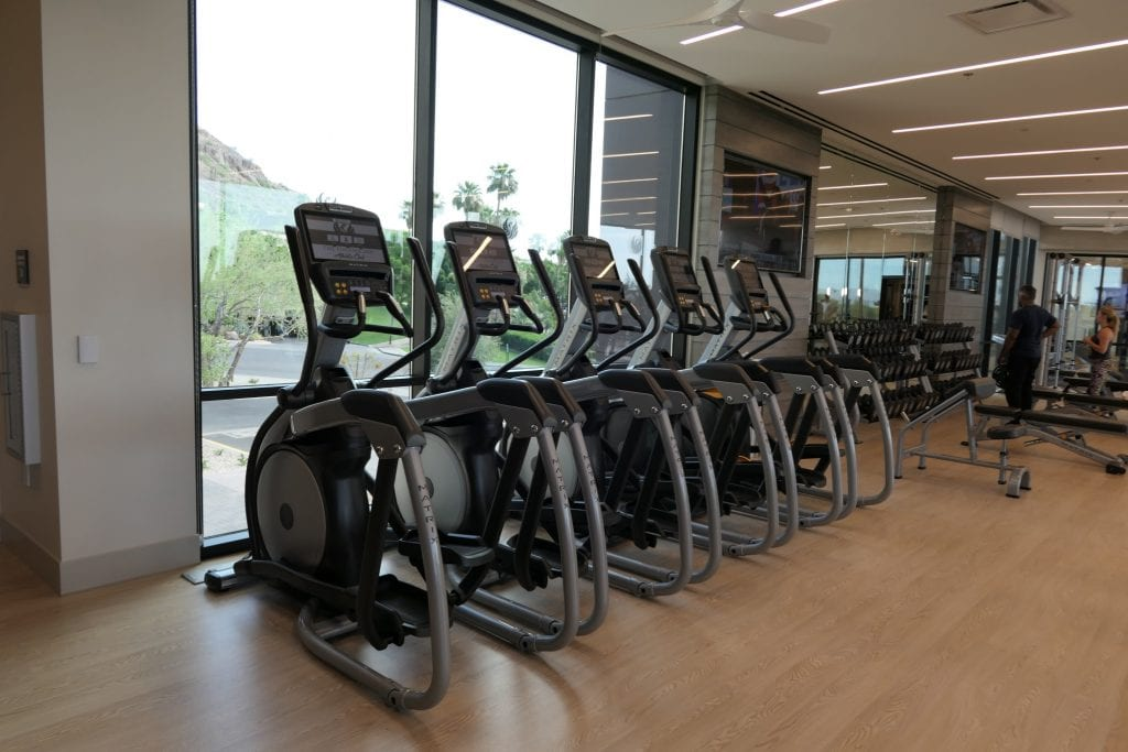 Gym, The Phoenician