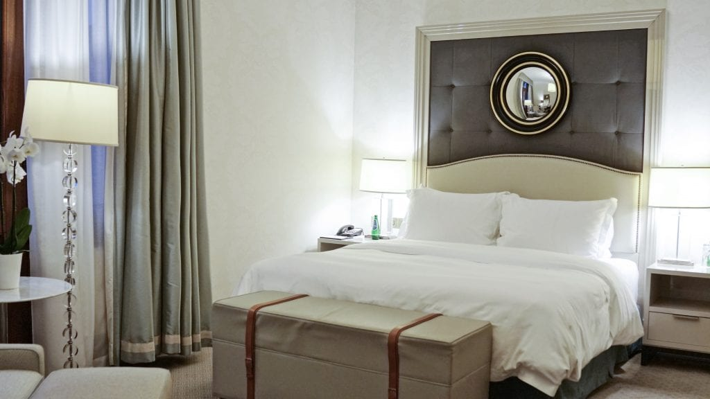 Sovrum, Hotel Bristol Warsaw