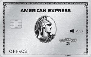 American Express Platinum kommer numera som metallkort
