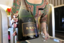 Krug, Singapore First Class