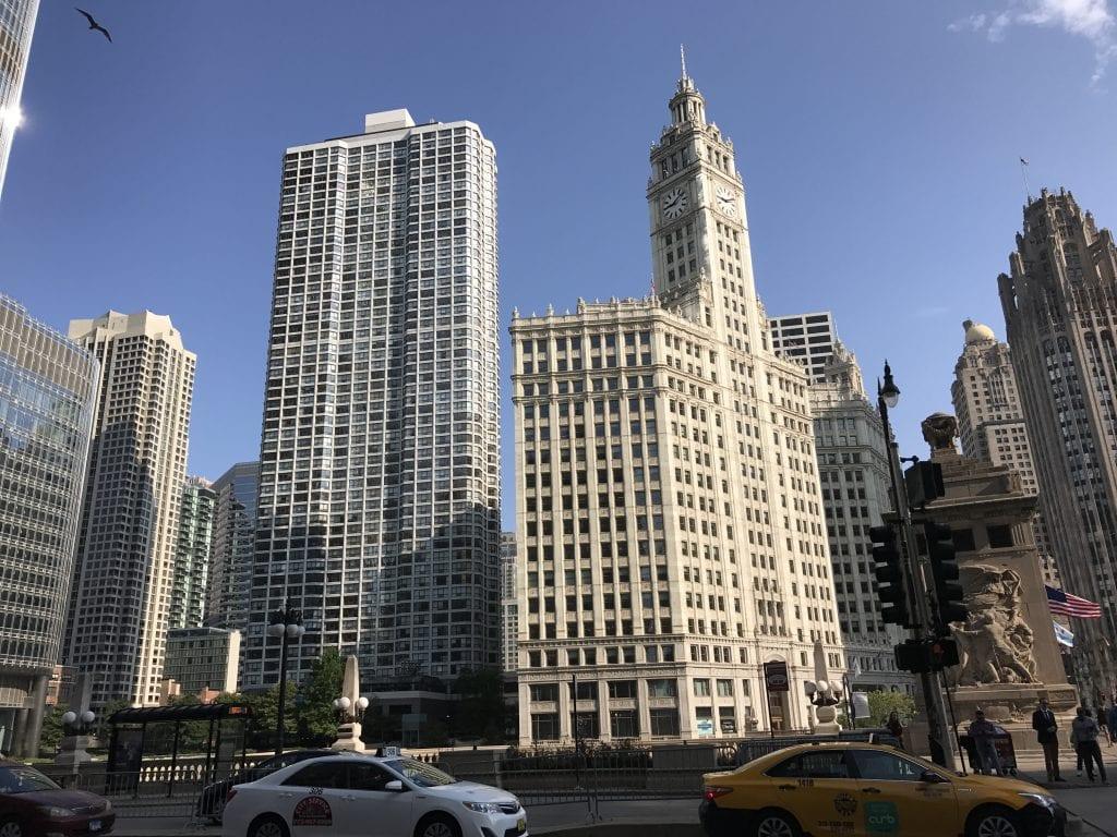 Dina Eurobonuspoäng kan ta dig till Chicago